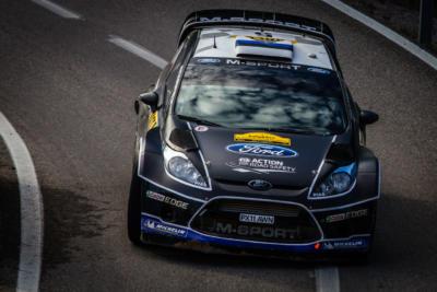 WRC RACC Rally de Catalogne 2012 - Ott Tänak - M-Sport - Crédit photo : Frédéric Roustit