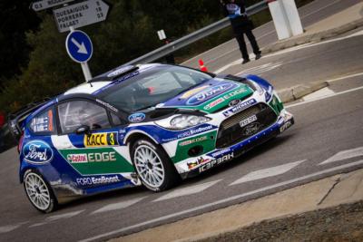 WRC RACC Rally de Catalogne 2012 - Jari-Matti Latvala - Ford - Crédit photo : Frédéric Roustit