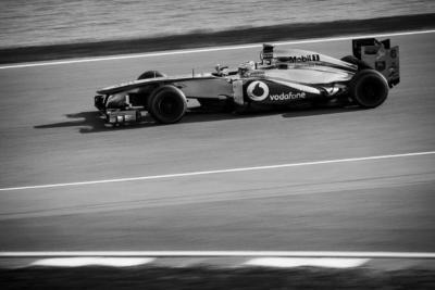 F1 Test Days 2013 Barcelone - Sergio Pérez - McLaren