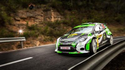 WRC RACC Rally de Catalogne 2013 - Al Rajhi Yazeed - Yazeed Racing - Crédit photo : Frédéric Roustit