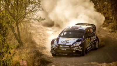 WRC RACC Rally de Catalogne 2013 - Mads Østberg - Qatar M-Sport - Crédit photo : Frédéric Roustit