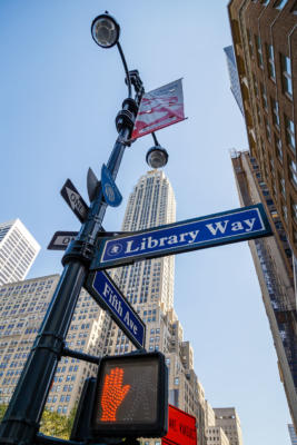 New York - Manhattan - Street signs