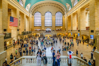 New York - Manhattan - Grand Central Terminal