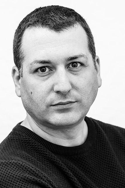 Portrait Frédéric Roustit