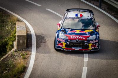Rallye WRC de Catalogne 2012