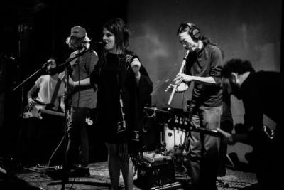 Concert Sound Sweet Sound Connexion Live Toulouse 2016 - Crédit photo : Frédéric Roustit